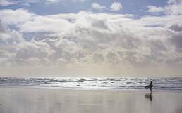 West Wittering surf