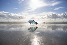 West Wittering kites launch